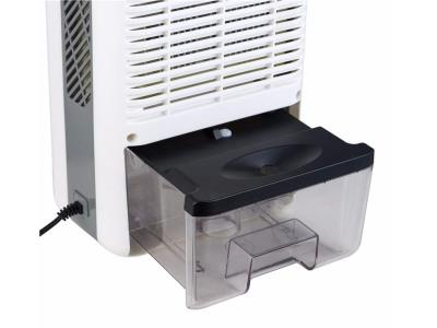 Portable Thermoelectric Dehumidifier with Auto-shut-off function 400ml/day
