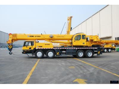 Truck crane QY50KA