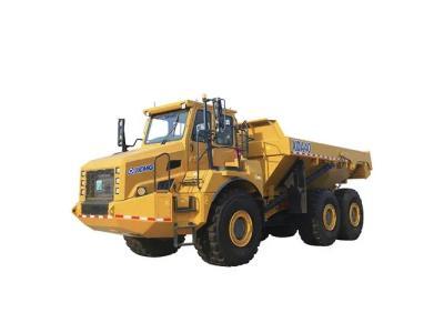 XDA40 articulated dump truck 6*6 mining truck