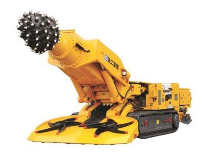 EBZ160 265 kW mining roadheader tunneling roadheader