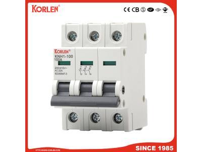 KNH6-100 & KNH1-100 Isolators