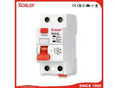 KNL5-63 Residual Current Circuit Breaker (Ultimate)