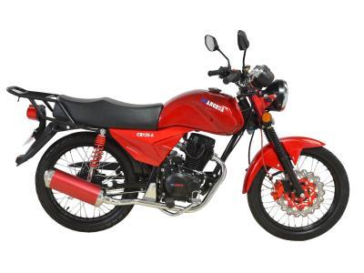 150CC MOTORCYCLE---WOLF CG