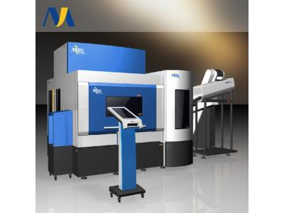 RB Series Rotary Blow Moulding Machines