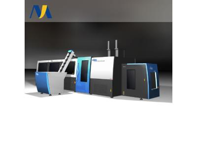 EB Series Electric Stretch Blow Moulding Machines