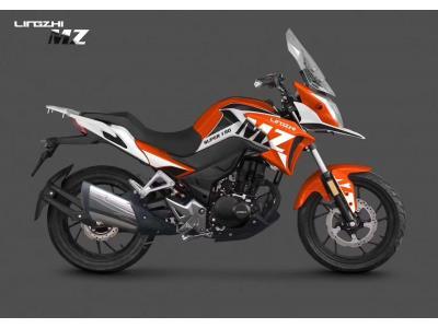MOTORCYCLE MZ-250CC