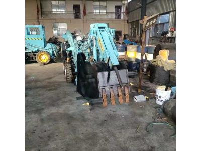 High-quality small coal mine slag scraper wheel type tunnel slag scraper