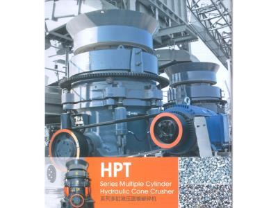 Multiple Cylinder Hydraulic Cone Crusher