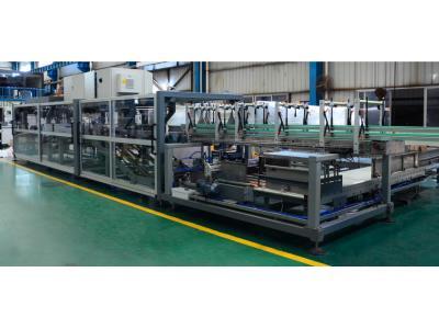 Automatic Carton Wrapping Machine