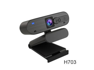 HD1080P USB2.0 Omni directional microphones Camera H703