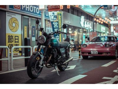 MOTORCYCLE MC3-250