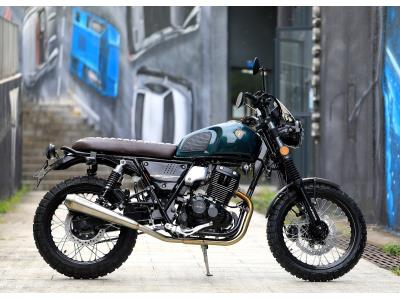 MOTORCYCLE ARESX-125/150/250