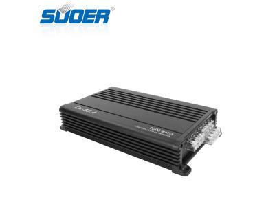 CK-804-E 4 Channels 1000W Class AB Car Amplifier