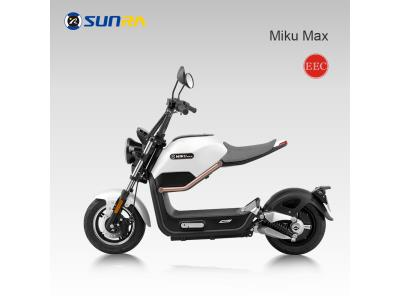 double replaceable lithium battery long range commuting e-mobility 72V e scooter Electric Motorcycle