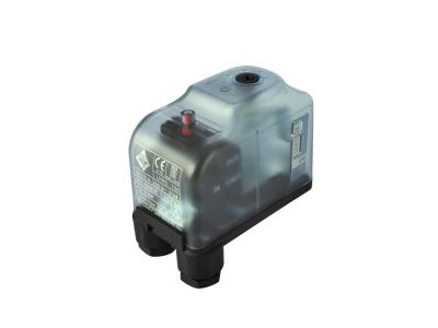MINIMUM AND MAXIMUM PRESSURE SWITCH WITH MANUAL RESET FOR HEATING SYSTEM