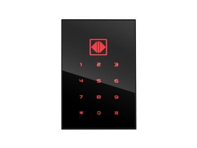 Plastic casing access control rfid card unlock code unlock waterproof
