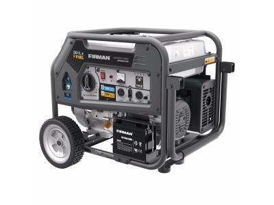 FIRMAN Gasoline/Diesel Inverter Generator