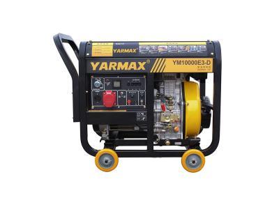 2KW, 3KW, 5KW, 6KW, 7KW, 8KW, 10KW, 12KW Yamax Open Type Diesel Generator