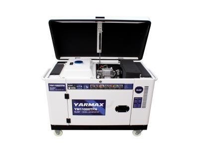 Yarmax 3KW, 5KW, 6KW, 7KW, 8KW Top-Open Silent Type Diesel Generator