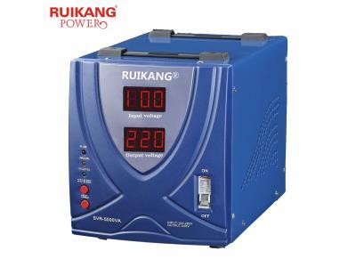 Factory supply High capacity 220V output voltage stablizer