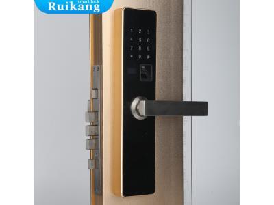 OEM/ODM manufacturer password digital key card coded safe door automatic smart lock