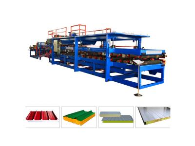 EPS Sandwich Panel Production Line Chinese Manufacturer