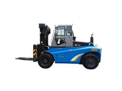 SOCMA 12T Diesel Engine Big Forklift for port