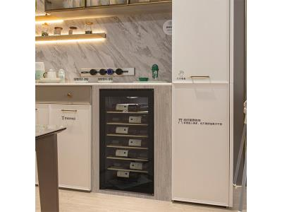 refrigerator,wine cooler