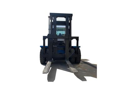 50 Ton Heavy Forklift Truck Attach Roll Prong