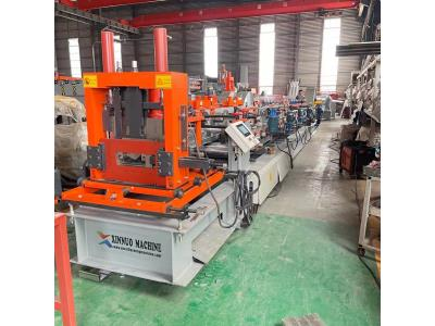 c purlin roll forming machine of china c z section purlin cold roller machine