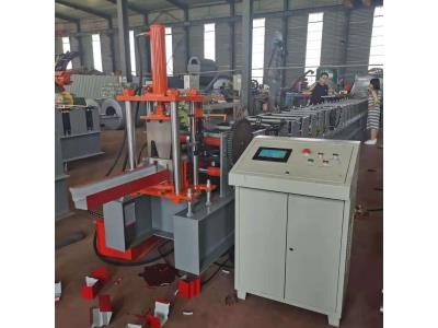 rain gutter making machine for sheet metal profiles gutter machines for sale