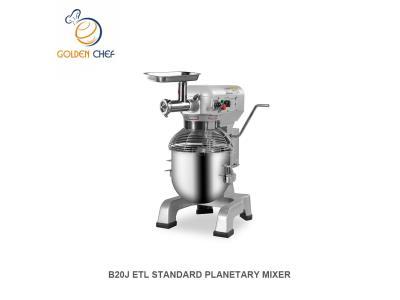 B20J ETL STANDARD PLANETARY MIXER / FOOD MIXER / FOOD PROCESSING MACHINERY / MIXER