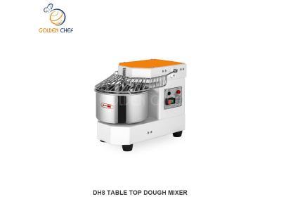DH8 TABLE TOP DOUGH MIXER / SPIRAL MIXER / FLOUR MIXER / SPIRAL DOUGH MIXER