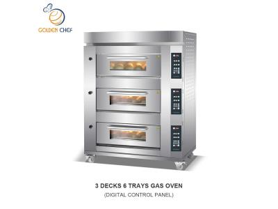 HOT SALE GAS DECK OVEN /BREAD OVEN /CONVECTION OVEN / OVEN PRICES / GAS OVEN / HORNOS