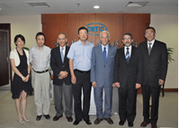 CHINA NATIONAL TECHNICAL I/E CORP.
