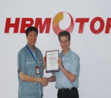 HEBEI ELECTRIC MOTOR CO., LTD.