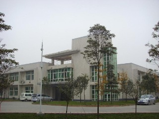 Factory of Optical Elements The Institute of Optics & Electronics Chinese Academy of Sciences