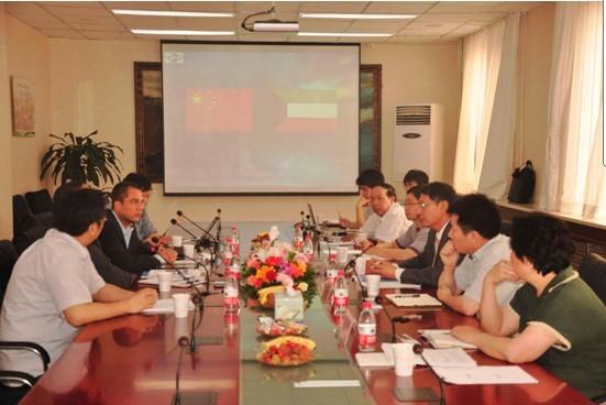 中国海外经济合作总公司