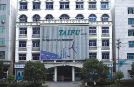 ZHEJIANG TAIFU PUMP CO.,LTD