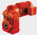 REDUCER AND GEARBOX