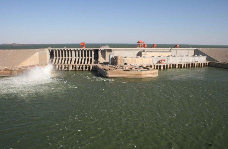 Merowe Dam Project, Sudan