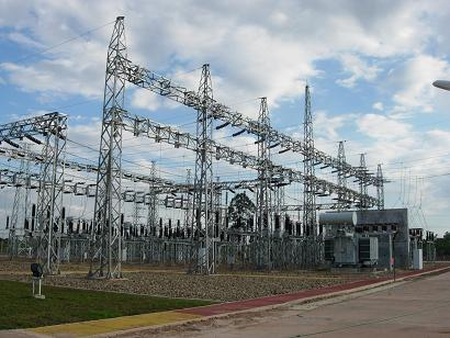 Nam Mang Hydropower Development Project-Transmission &Transformation Works