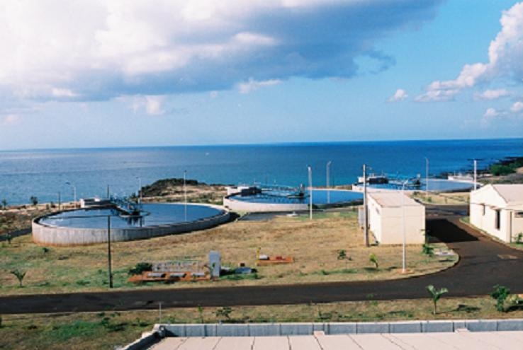 Fort Victoria&Pointe aux Sables Pumping Satation & Montagne Jacquot Sewage Treatment Works