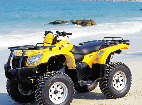 CF500(Short version) ATV