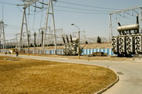 Power Transmission Station in Sudan