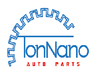 Hubei Tonnano Auto Parts Co.,Ltd