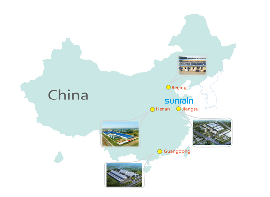 Jiangsu Sunrain Solar Energy Co., Ltd.