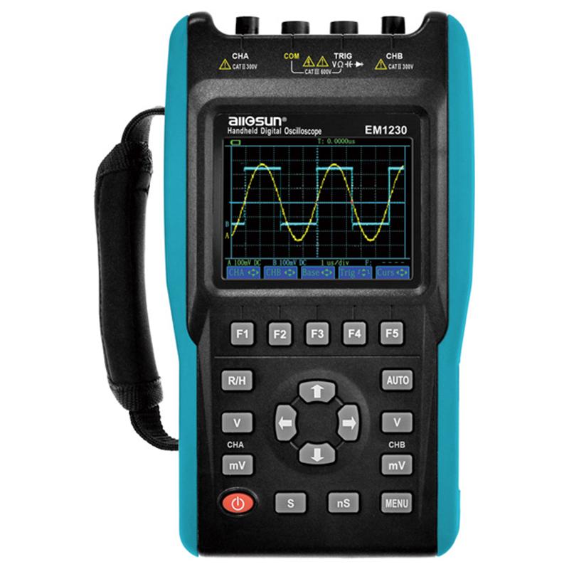 Handheld Digital Oscilloscope