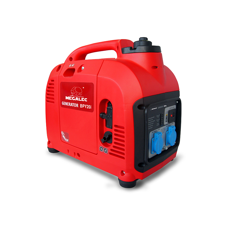 New Product Widely Used 2KW Portable Power Digital Inverter Generator