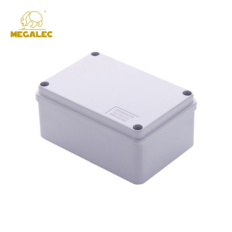 Electrical Wall Mounting Plastic Waterproof Enclosure Junction Box